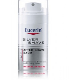 Eucerin Silver Shave After Shave Balm balzamas po skutimosi 75 ml.
