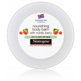 Neutrogena Nordic Berry Nourishing drėkinamasis balzamas 200 ml.