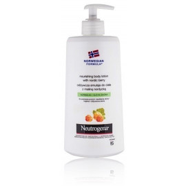 Neutrogena Nordic Berry Nourishing kūno losjonas 400 ml.