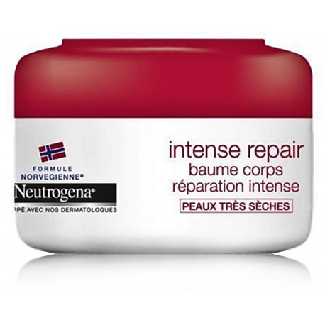 Neutrogena Intense Repair balzamas kūnui 200 ml.