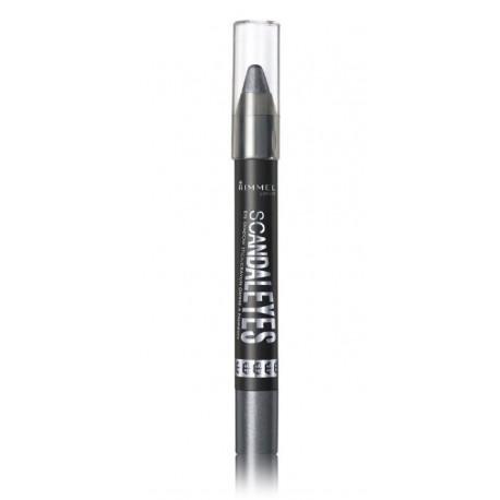 Rimmel Scandaleyes Eye Shadow Stick pieštukiniai akių šėšėliai 004 Guilty Grey
