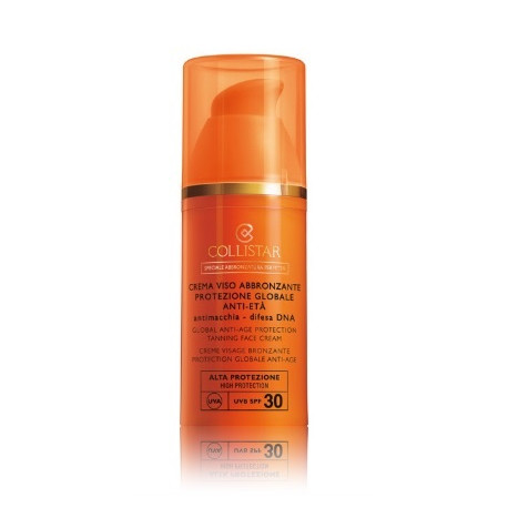 Collistar Special Perfect Tan Protection SPF30 kremas nuo saulės 50 ml.