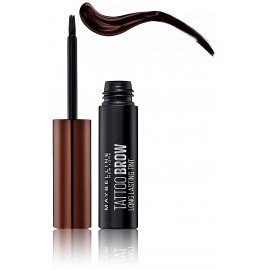 Maybelline Tattoo Brow antakių želė Dark Brown