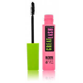 Maybelline Great Lash blakstienų tušas 12,5 ml. Blackest Black