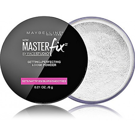 Maybelline Master Fix Setting & Perfecting biri pudra  6 g.