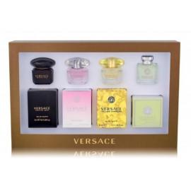 Versace Mini Set 4 miniatiūrų rinkinys moterims (4 x 5 ml.)