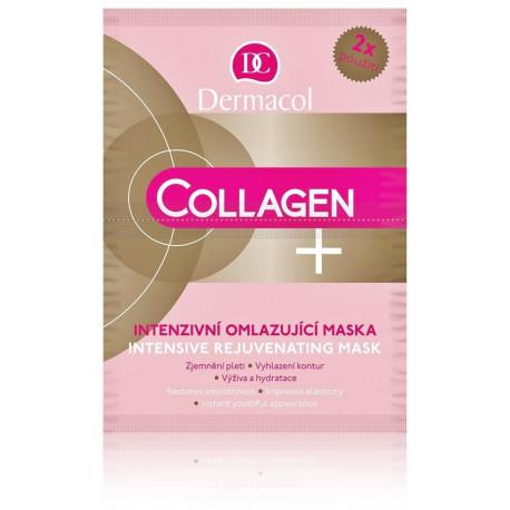 Dermacol Collagen Plus veido kaukė 2x8 g.