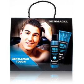 Dermacol Men Agent Gentleman Touch II rinkinys vyrams