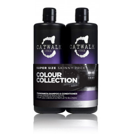Tigi Catwalk Colour Collection rinkinys (750 ml. šampūnas + 750 ml. kondicionierius)