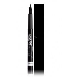 Rimmel Thick & Thin Scandaleyes akių vokų pravedimas 1,1 ml.. Spalva 1 Black