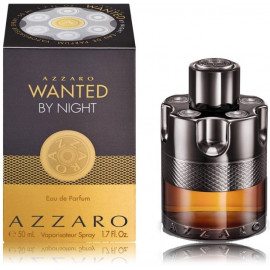 Azzaro Wanted by Night 50 ml. EDP kvepalai vyrams