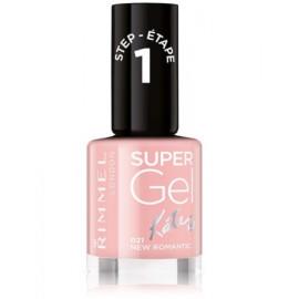 Rimmel Super Gel Nail Polish by Kate nagų lakas 12 ml.  021 New Romantic