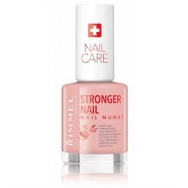 Rimmel Nail Nurse Stronger Nails stiprinamoji priemonė nagams 12 ml.