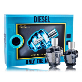 Diesel Only The Brave rinkinys vyrams (75 ml. EDT + 35 ml. EDT)