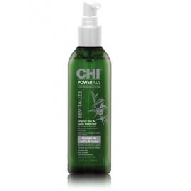 CHI Power Plus Revitalize Vitamin Hair Treatment priemonė slenkantiems, retėjantiems plaukams 104 ml.