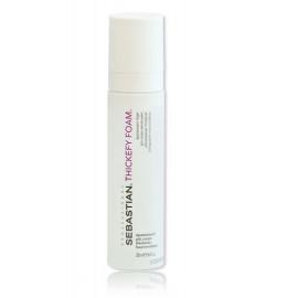 Sebastian Professional Thickefy Foam apimties suteikianti plaukų formavimo priemonė 200 ml.