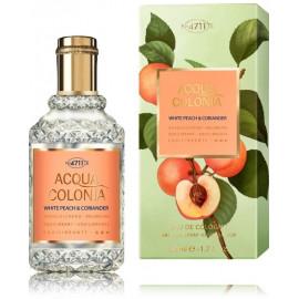 4711 Acqua Colonia White Peach & Coriander 50 ml. EDC kvepalai vyrams ir moterims