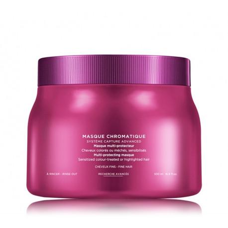 Kérastase Reflection Masque Chromatique Multi-Protecting kaukė sausiems dažytiems plaukams 500 ml.