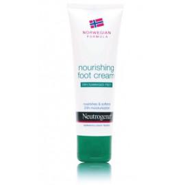 Neutrogena Nourishing Foot Cream 24 h pėdų kremas 50 ml.