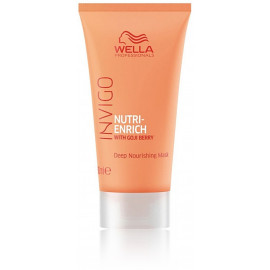 Wella Professional Invigo Nutri-Enrich drėkinanti kaukė 30 ml.