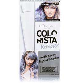Loreal Remover Colorista nuplaunamus plaukų dažus pašalinantis rinkinys