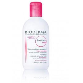 BIODERMA Sensibio Cleansing Milk pienelis jautriai odai 250 ml.