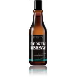 Redken For Men Brews Mint šampūnas vyrams 300 ml.