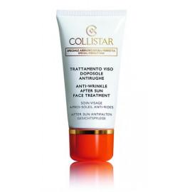 COLLISTAR Special Perfect Tan Anti-Wrinkle After Sun veido kremas po deginimosi 50 ml.