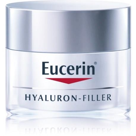 Eucerin Hyaluron-Filler SPF 15 jauninamasis kremas sausai odai 50 ml.