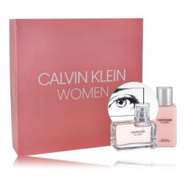 Calvin Klein Calvin Klein Women rinkinys moterims (50 ml. EDP + 100 ml. kūno losjonas)