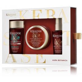 Kérastase Aura Botanica Bain Micellaire Riche rinkinys plaukams (šampūnas+balzamas+aliejus)