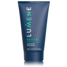 Lumene Men Suoja Sensitive Face Wash veido prausiklis vyrams 150 ml.