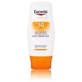 Eucerin Sun Allergy Protection SPF50 kremas-gelis nuo saulės 150 ml.