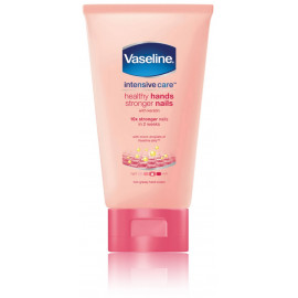 Vaseline Intensive Care Healthy Hands and Stronger rankų kremas 75 ml.