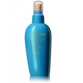 Shiseido Sun Protection Spray SPF15 purškiklis nuo saulės 150 ml.