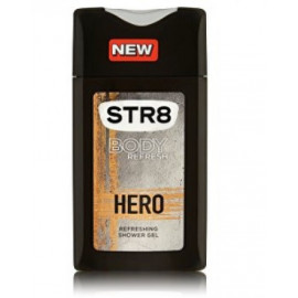 STR8 Hero dušo gelis vyrams 250 ml.