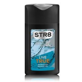 STR8 Live True dušo gelis vyrams 250 ml.