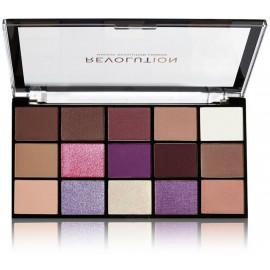 Makeup Revolution Visionary akių šešėlių paletė 16,5 g.