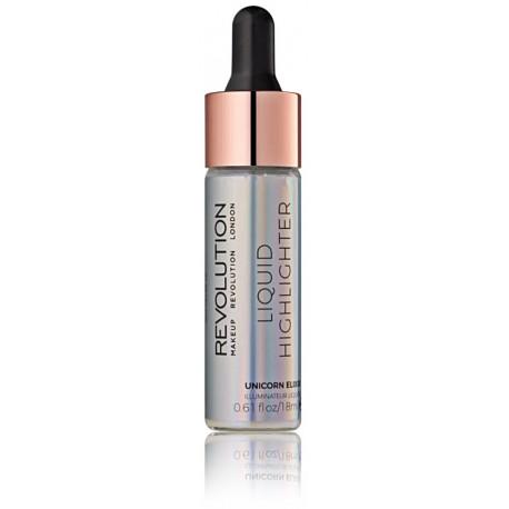 Makeup Revolution Liquid Highlighter švytėjimo suteikianti priemonė
