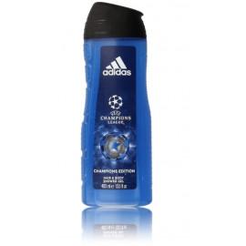 Adidas UEFA Champions League Champions Edition dušo gelis vyrams 400 ml.