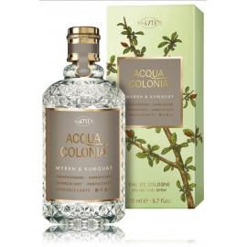4711 Acqua Colonia Myrrh & Kumquat 170 ml. EDC kvepalai vyrams ir moterims