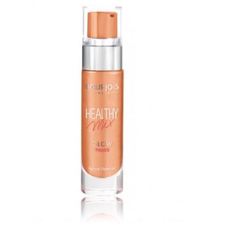 Bourjois Healthy Mix Glow spindesio suteikianti makiažo bazė 15 ml.