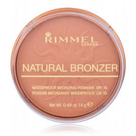 Rimmel Natural Bronzer bronzantas 14 g. 25 Sun Glow