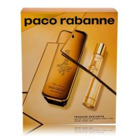 Paco Rabanne 1 Million rinkinys vyrams (100 ml. EDT + 20 ml. EDT)
