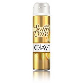 Gillette Oley Satin Care Dream Vanilla skutimosi želė moterims 200 ml.