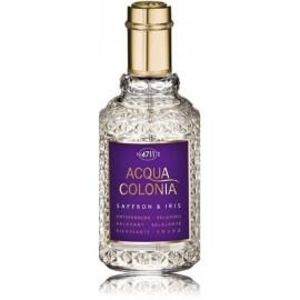 4711 Acqua Colonia Saffron & Iris EDC kvepalai vyrams ir moterims