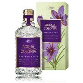 4711 Acqua Colonia Saffron & Iris 170 ml. EDC kvepalai vyrams ir moterims
