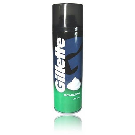 Gillette Menthol skutimosi putos vyrams 300 ml.