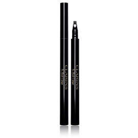 Clarins 3-Dot Liner akių pravedimas 0.7 ml. 01 Black
