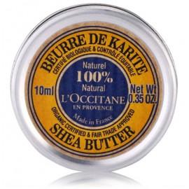 L'Occitane Shea Butter sviestmedžio sviestas 10 ml.